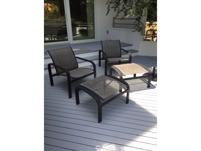 ENORMOUS Lot Of Brown Jordan Patio Furniture For Sale In Oyster Bay Cove:  $3399 | Syosset, NY Patch