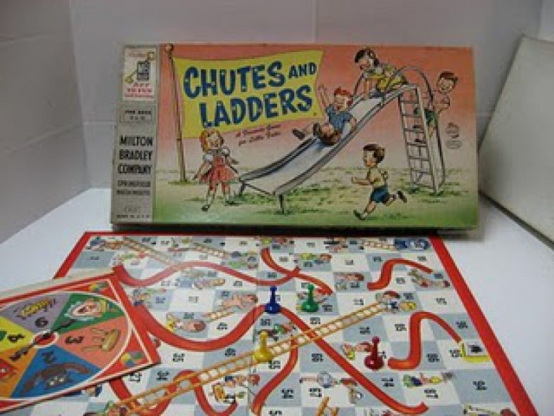 chutes and ladders a lesson in life northridge ca patch