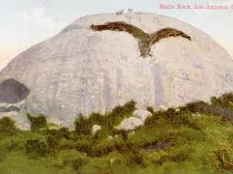Patch Blog How To Hike The Eagle Rock Canyon Trail Eagle Rock Ca Patch