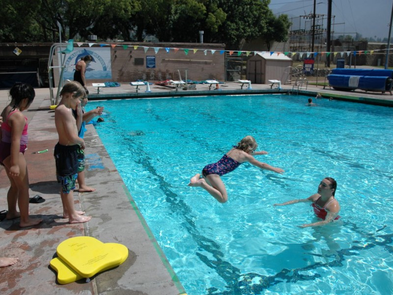 Changes to city 39 s aquatics program what are they sierra madre ca patch for Sierra madre swimming pool sierra madre ca