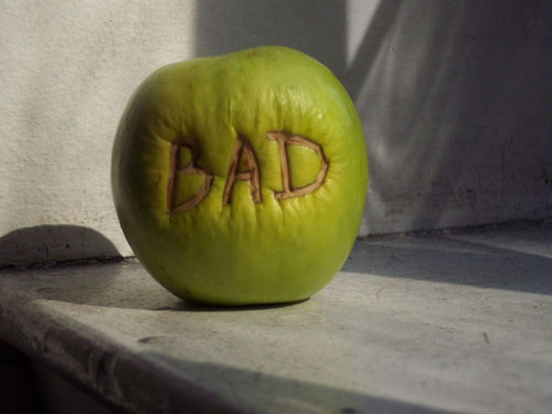 Image result for bad green apples