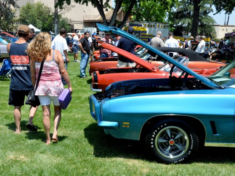 Goodguys More Than Classic Muscle Cars Will Descend On - Good guys cars
