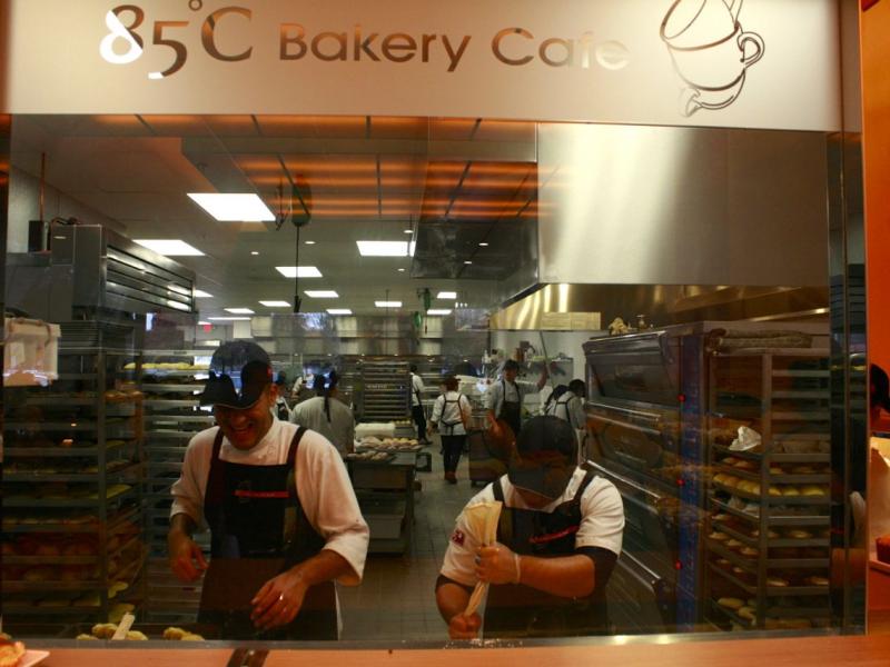 East Palo Alto Ca >> 85 Degree Bakery Café Opens in Newark | Newark, CA Patch