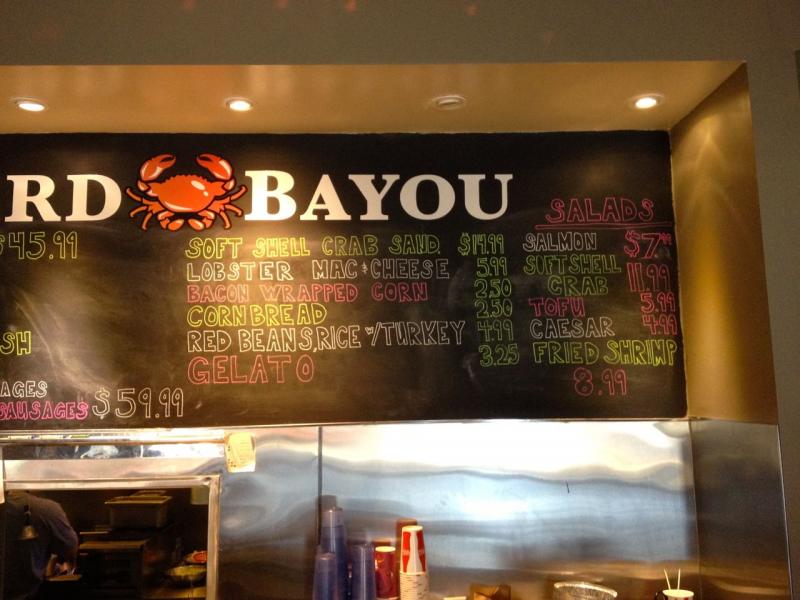 Backyard Bayou backyard bayou gives new life — and flavor — to struggling business