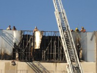 PHOTOS: Fire At Marlo Furniture Closes Rockville Pike 2 ...
