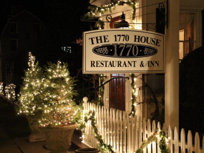 10 Places Serving Christmas & Christmas Eve Dinner | East Hampton, NY Patch