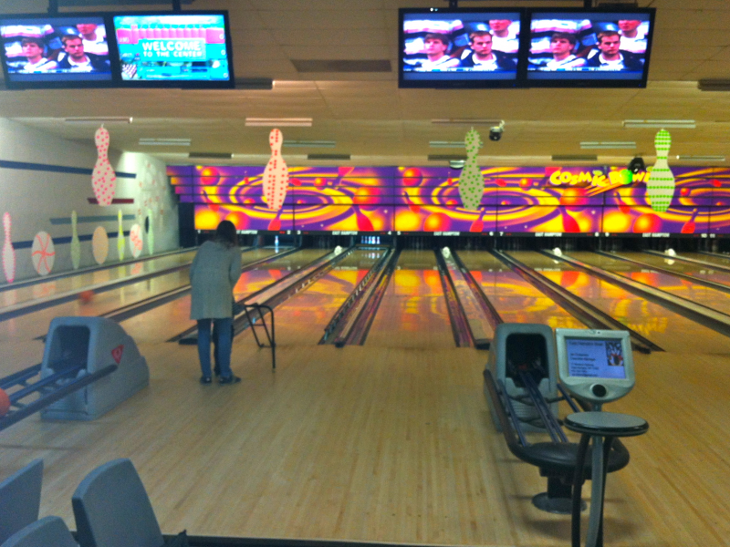 Bowling Alley To Roll Last Frame | East Hampton, NY Patch