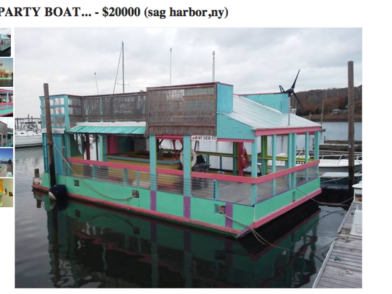 Craigslist Finds Boats For Sale Range From Free To 90k East