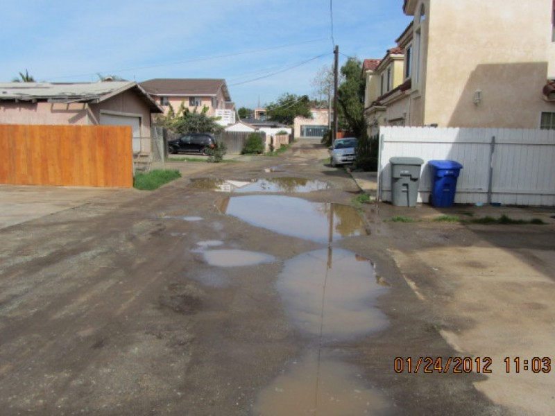 Awesome ... Fined For Fixing A Problem: Council Considers Gravel Alleys 0 ...