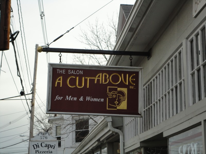 Rate This Business A Cut Above Incthe Salon Acton Ma Patch