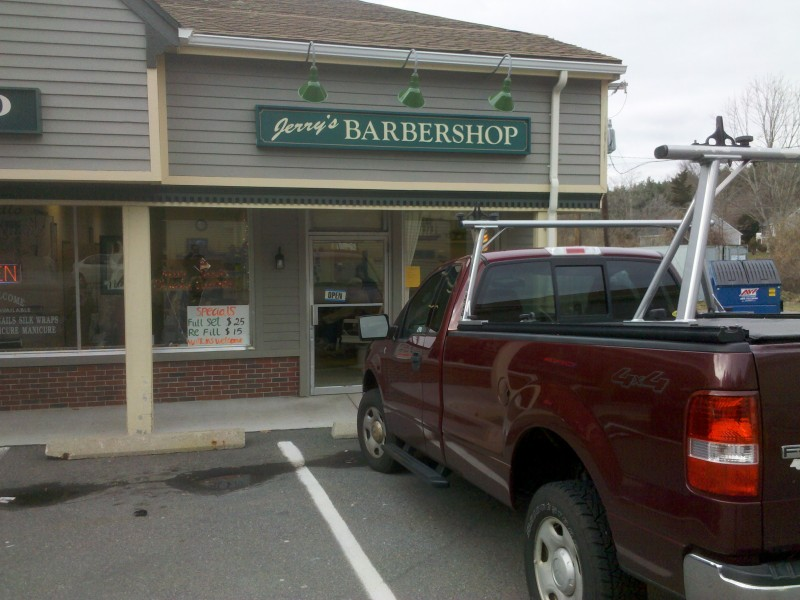 Business Of The Week Jerrys Barber Shop Acton Ma Patch