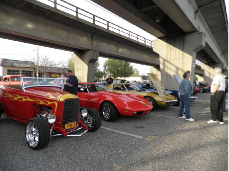 Bellmore Car Show