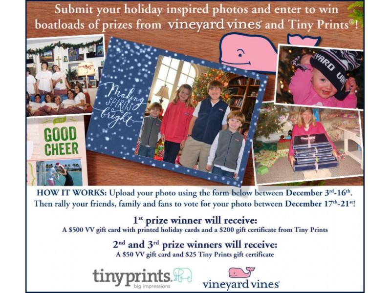 vineyard vines tiny prints holiday photo contest westport ct patch