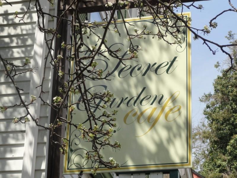 Secret Garden Cafe Now Open in Occoquan   Lake Ridge, VA Patch