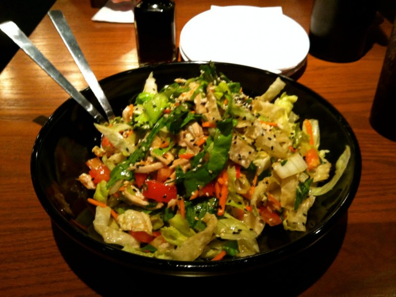 Food Review Pei Wei Asian Diner A Fresh Choice For Asian Cuisine