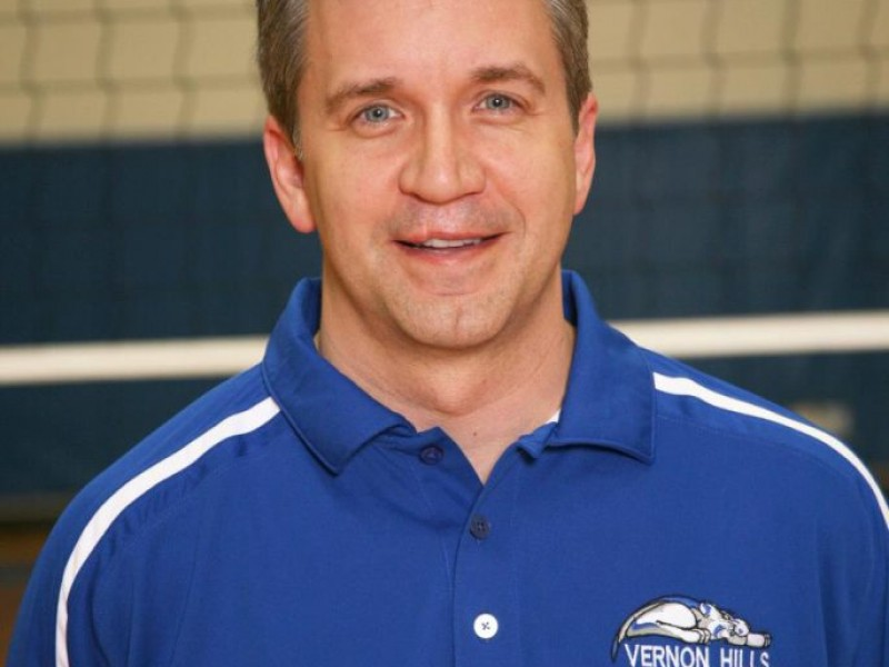 Vernon Hills High School's Chris Curry Named State Coach of the Year