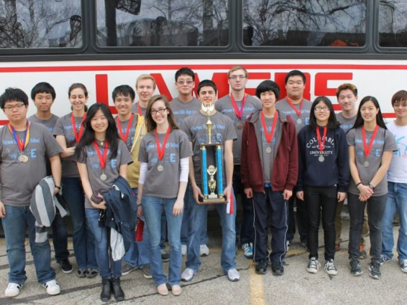 Science and Engineering Students Place at State Tourney. Vernon Hills ...