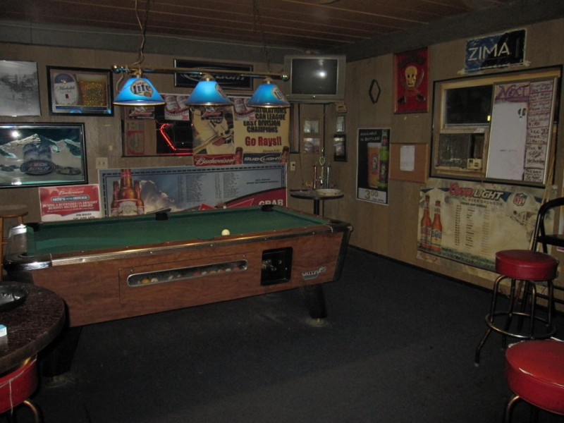 Just More An OldSchool Largo Dive Bar Largo FL Patch - Old school pool table