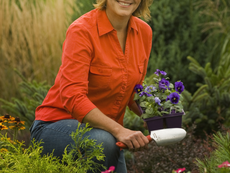 FREE Plants For Difficult Situations Seminar With Melinda Myers At Adorable Pasquesi Home And Garden