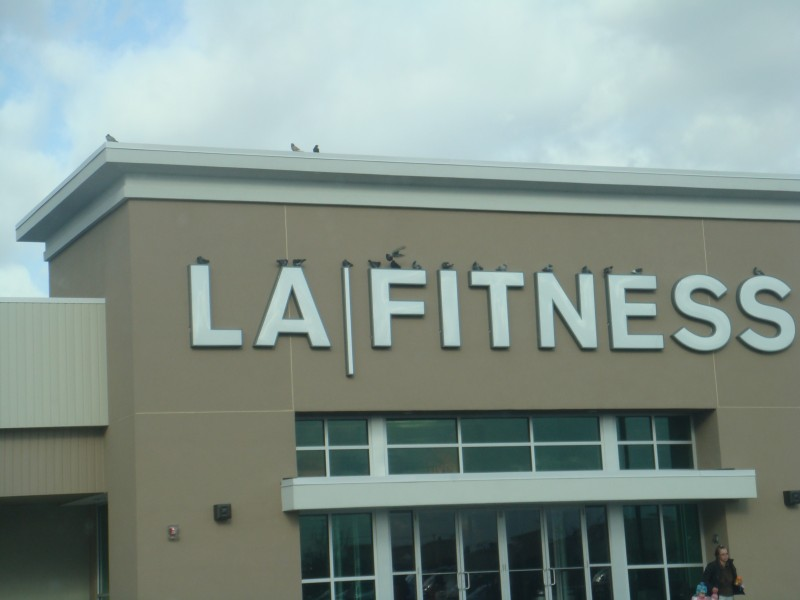 L.A. Fitness Coming To Garden City | Cranston, RI Patch