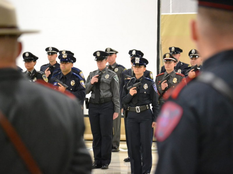 Four new recruits join newport police newport ri patch - Restaurants in garden city cranston ri ...