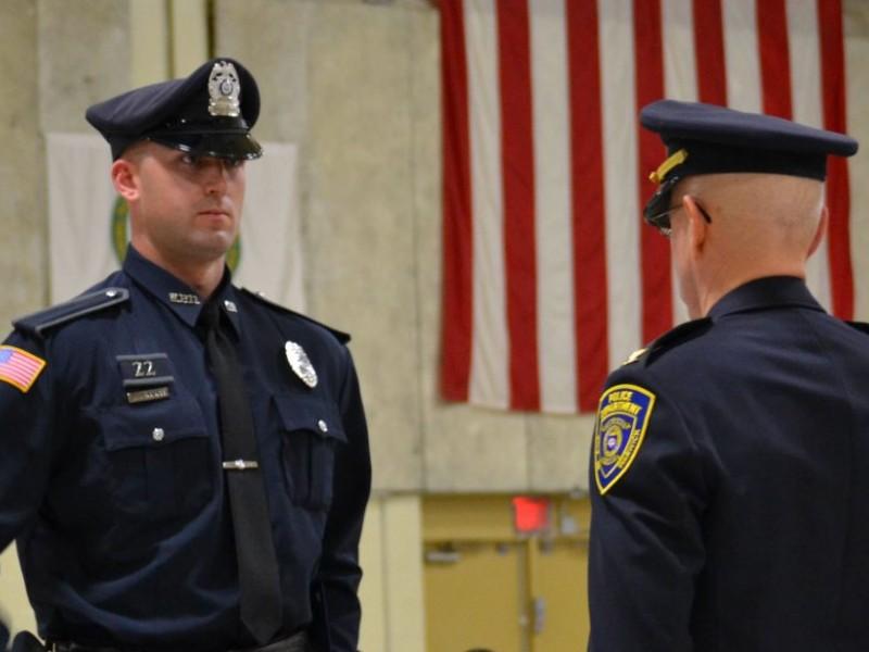 New Recruits Join Bristol And Warren Police Bristol Ri