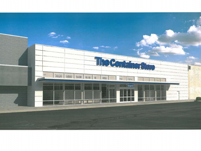 Container Store Coming To Garden City Cranston Ri Patch