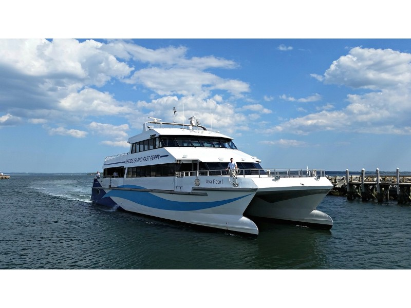 Rhode Island Fast Ferry Jobs