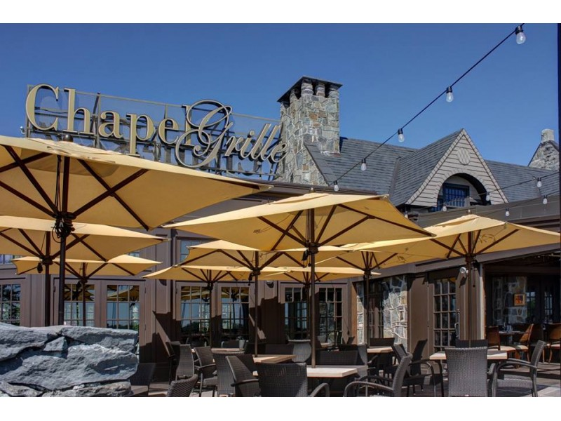 Chapel grille to honor shuttered faial s restaurant gift