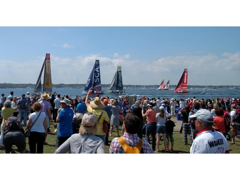 Volvo Ocean Race Officials, Governor, to Make Announcement ...