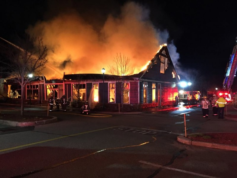 Video dui crash into spa caused devastating fire police - Restaurants in garden city cranston ri ...
