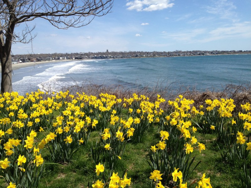 Weather Newport Rhode Island April