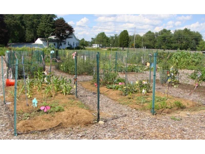 Grant Will Fund Barrington Community Garden Improvements