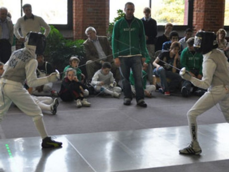 Fencing Academy Moves To East Providence Bristol Ri Patch