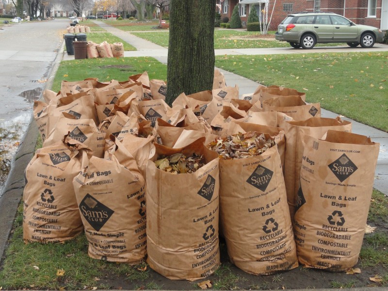 when does yard waste pickup resume in newton