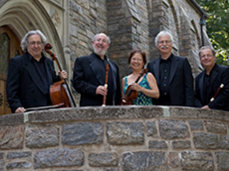 A Baroque Christmas: Aulos Ensemble with Julianne Baird | Bedford ...