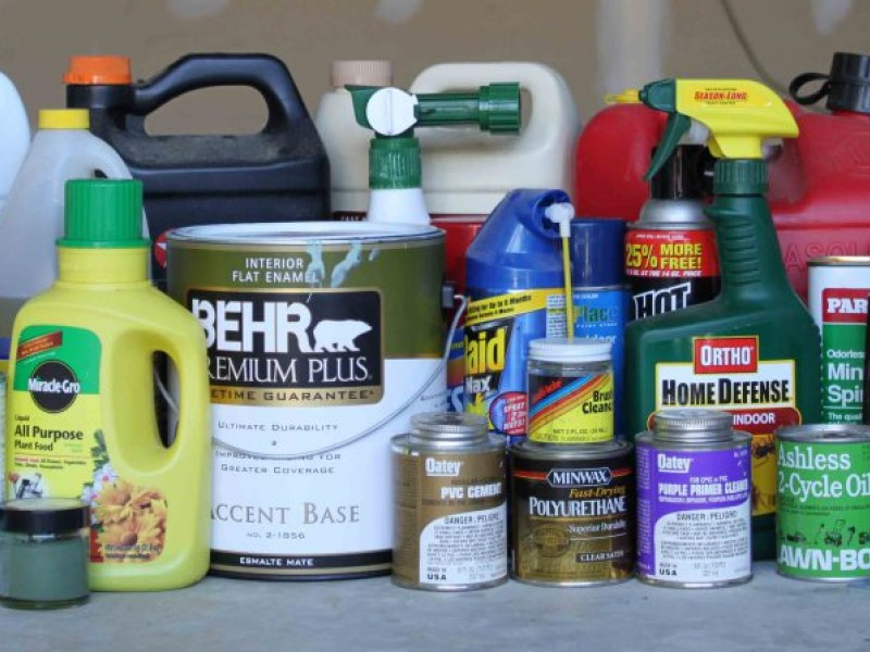 Where To Get Rid Of Toxic Wastes Turpentine And Paint