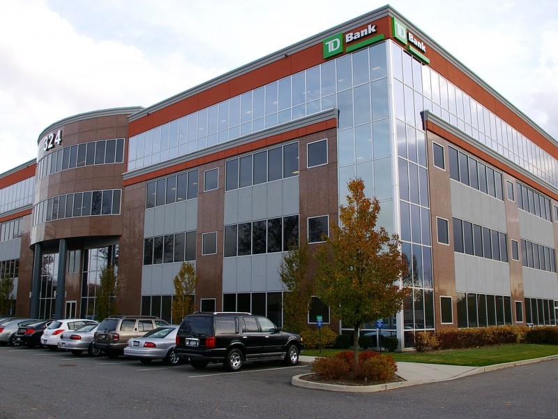Td Bank Opens New Regional Hq In Melville Half Hollow Hills Ny Patch