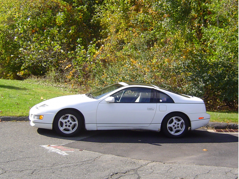 CAR FOR SALE Nissan 300ZX Coupe 1990 $3000 Or BO | Vernon, CT Patch