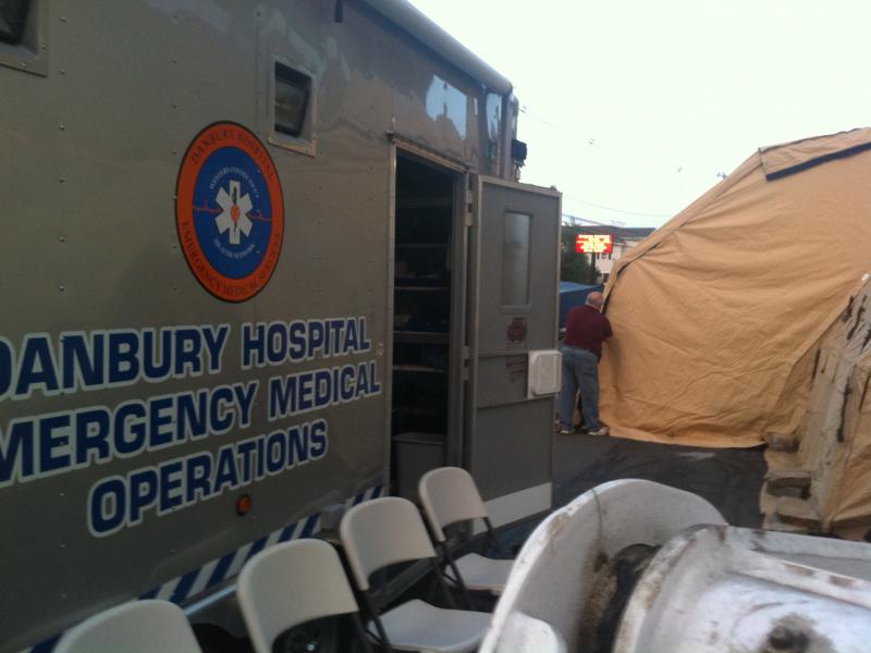 Tent Replaces Danbury Hospital\'s Emergency Room | Danbury, CT Patch