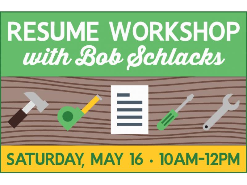 resume workshop the chicago ridge public library oak lawn il patch - Resume Workshop
