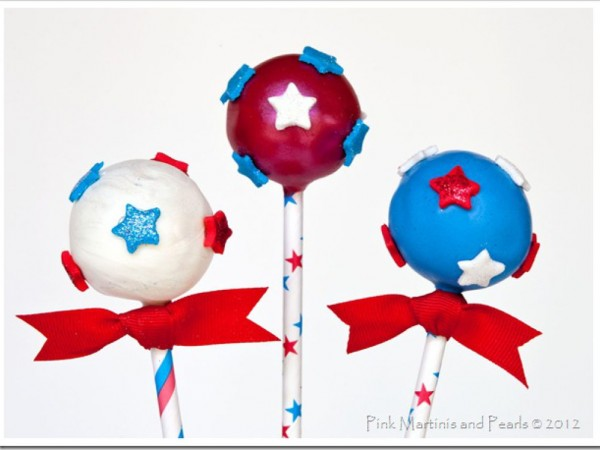 Party City Th Of July Cake Pops