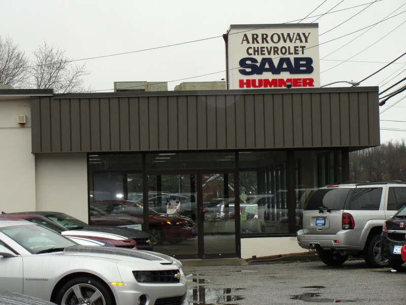 Arroway chevrolet cadillac of mt kisco