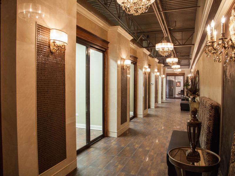 Home Spa Design Ideas: Salon Suites Creates Today's Beauty