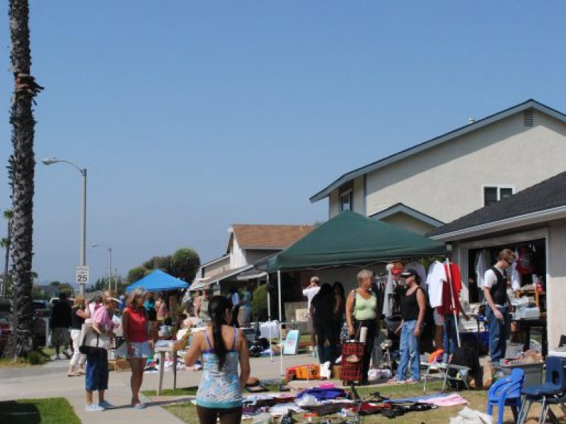 huge annual garage sale starts saturday lake forest ca