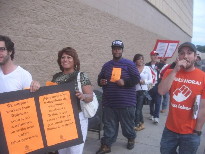 walmart unfair labor practices