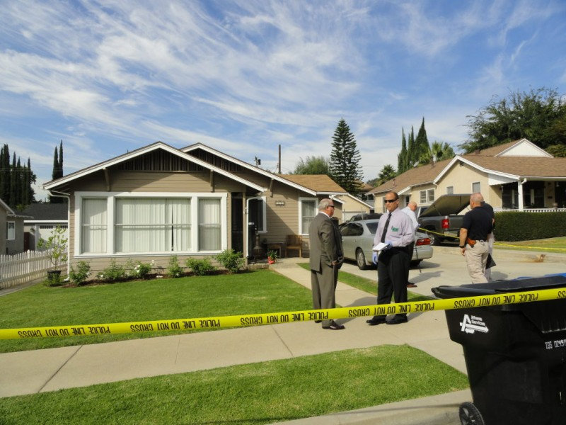 Man Found Shot To Death In Mayflower Avenue Home Monrovia Ca Patch