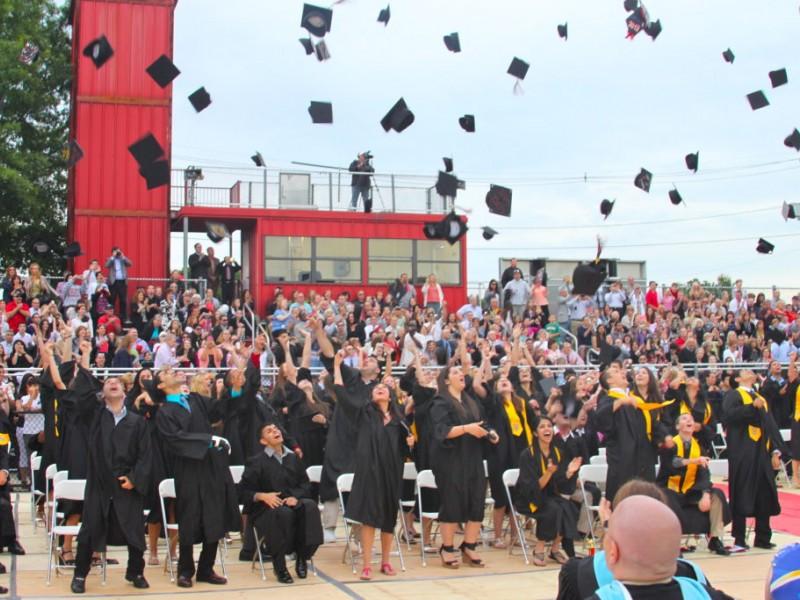 Watertown High School Class of 2012 Graduates