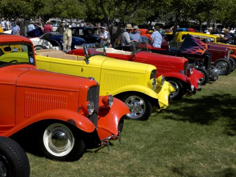Goodguys Hosting Hot Rods In Pleasanton Car Show Livermore - Livermore car show