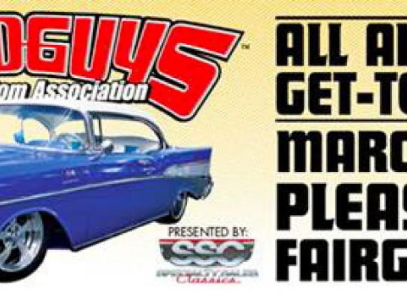 St Annual Goodguys Car Show Heads To Pleasanton Livermore CA Patch - Livermore car show